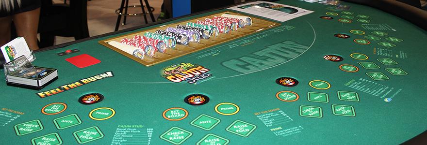 Poker Omaha et poker Stud